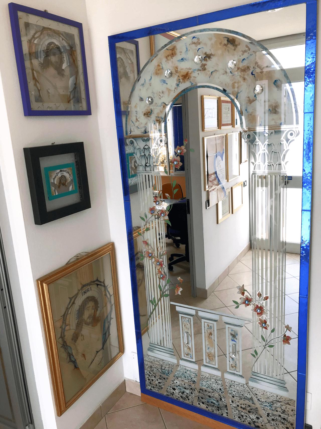 Nuova Serramenti Del Grappa vetreria zuliani, vetrate artistiche